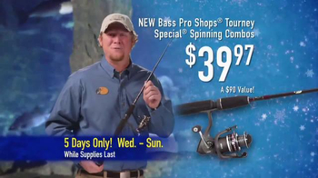 Bass Pro Shops 5 Day Sale TV Spot, 'Jeans, Jackets and Spinning Combos' - Thumbnail 10