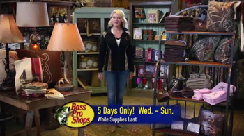 Bass Pro Shops 5 Day Sale TV Spot, 'Jeans, Jackets and Spinning Combos' - Thumbnail 2