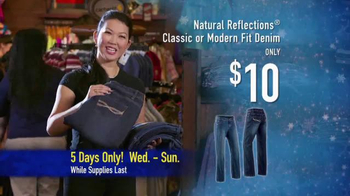 Bass Pro Shops 5 Day Sale TV Spot, 'Jeans, Jackets and Spinning Combos' - Thumbnail 5