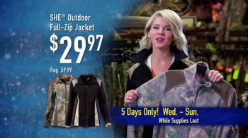 Bass Pro Shops 5 Day Sale TV Spot, 'Jeans, Jackets and Spinning Combos' - Thumbnail 7