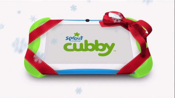 Sprout Channel Cubby TV Spot, 'Holiday Surprise' - Thumbnail 9