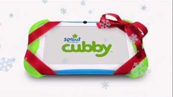 Sprout Channel Cubby TV Spot, 'Holiday Surprise' - Thumbnail 2