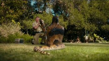 1-800 Contacts TV Spot, 'Snake: Feet First' - Thumbnail 4