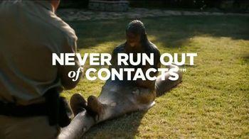 1-800 Contacts TV Spot, 'Snake: Feet First'