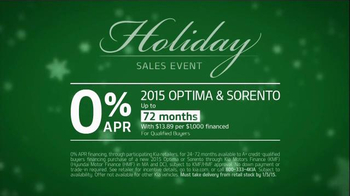 2014 Kia Holiday Sales Event TV Spot, 'Year End Deals' - Thumbnail 10
