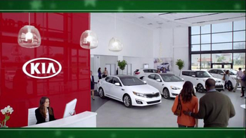 2014 Kia Holiday Sales Event TV Spot, 'Year End Deals' - Thumbnail 2