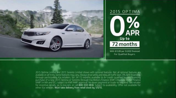 2014 Kia Holiday Sales Event TV Spot, 'Year End Deals' - Thumbnail 3