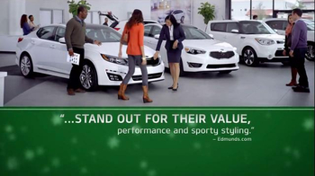 2014 Kia Holiday Sales Event TV Spot, 'Year End Deals' - Thumbnail 6