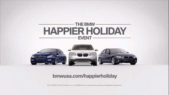 BMW Happier Holiday Event TV Spot, 'Rocket Ship' - Thumbnail 8