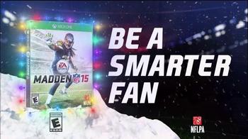 Madden NFL 15 TV Spot, 'Smart Defense' - Thumbnail 9