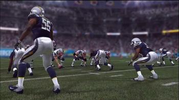 Madden NFL 15 TV Spot, 'Smart Defense' - Thumbnail 3