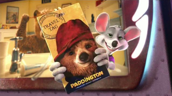 Chuck E. Cheese's TV Spot, 'Paddington' [Spanish]