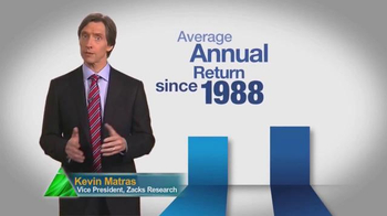 Zacks Investment Research TV Spot, 'Make More' - Thumbnail 2