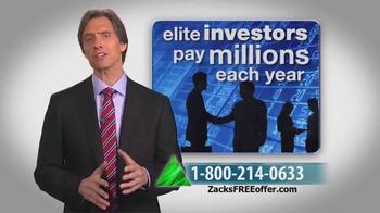 Zacks Investment Research TV Spot, 'Make More' - Thumbnail 7