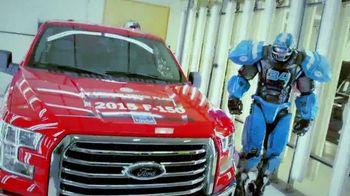 2015 Ford F-150 TV Spot, 'Future of Tough'