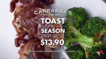 Carrabba's Grill Toast the Season TV Spot, 'Popping the Cork' - Thumbnail 5