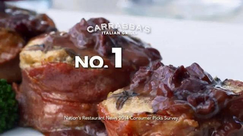 Carrabba's Grill Toast the Season TV Spot, 'Popping the Cork' - Thumbnail 6