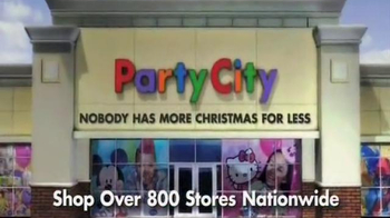 Party City TV Spot, 'A Little Bit of Christmas in My Life' - Thumbnail 9