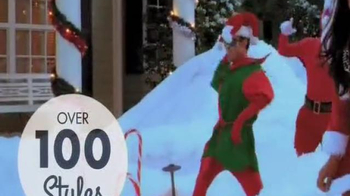Party City TV Spot, 'A Little Bit of Christmas in My Life' - Thumbnail 3