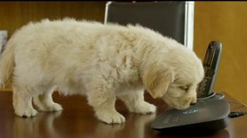 Ooma TV Spot, 'Puppy Kisses' - 1419 commercial airings