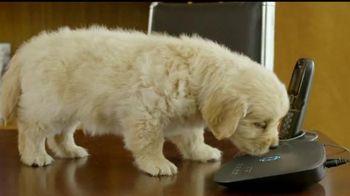 Ooma TV Spot, 'Puppy Kisses'