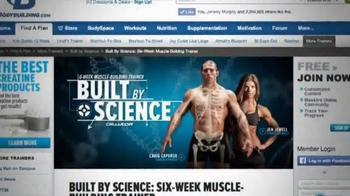 BodyBuilding.com TV Spot, 'Transformation' - Thumbnail 3