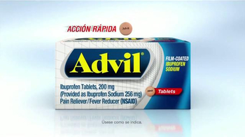 Advil TV Spot, 'Acción Rápida' [Spanish] - Thumbnail 2