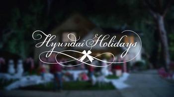 2015 Hyundai Elantra TV Spot, 'Hyundai Holidays' [Spanish] - Thumbnail 1