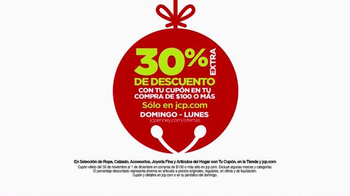 JC Penney Venta de Cyber Santa TV Spot [Spanish] - Thumbnail 6