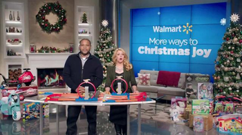 Walmart TV Spot, 'Hot Wheels' Featuring Melissa Joan Hart, Anthony Anderson - Thumbnail 1