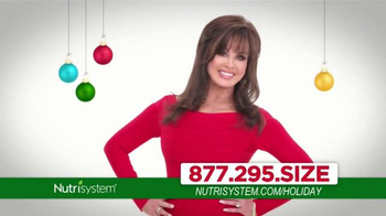 Nutrisystem TV Spot, 'Holiday Season' Ft. Melissa Joan Hart, Marie Osmond - Thumbnail 2
