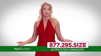 Nutrisystem TV Spot, 'Holiday Season' Ft. Melissa Joan Hart, Marie Osmond - Thumbnail 5