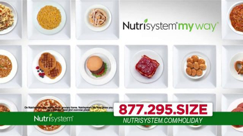Nutrisystem TV Spot, 'Holiday Season' Ft. Melissa Joan Hart, Marie Osmond - Thumbnail 6