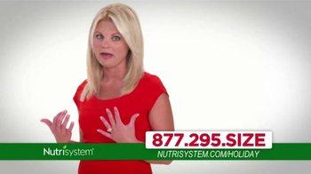 Nutrisystem TV Spot, 'Holiday Season' Ft. Melissa Joan Hart, Marie Osmond - Thumbnail 9