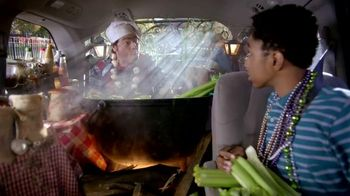 Popeyes Spicebox Chicken TV Spot, 'Nickelodeon: Car Ride' - 19 commercial airings