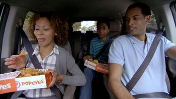 Popeyes Spicebox Chicken TV Spot, 'Nickelodeon: Car Ride' - Thumbnail 1