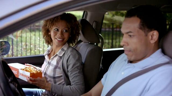 Popeyes Spicebox Chicken TV Spot, 'Nickelodeon: Car Ride' - Thumbnail 10