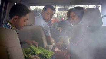 Popeyes Spicebox Chicken TV Spot, 'Nickelodeon: Car Ride' - Thumbnail 6