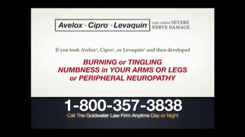Avelox, Cipro and Levaquin thumbnail