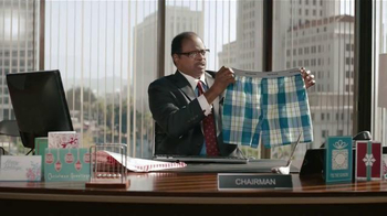 Fruit of the Loom TV Spot, 'The Rules of Underwear Giving' - Thumbnail 3