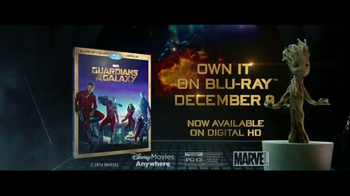 Guardians of the Galaxy Blu-ray TV Spot, 'The Wait is Over'