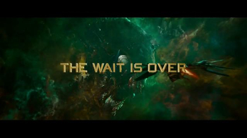 Guardians of the Galaxy Blu-ray TV Spot, 'The Wait is Over' - Thumbnail 2