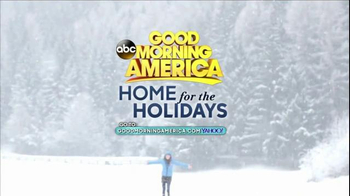 GoodMorningAmerica.com TV Spot, 'Home for the Holidays' - Thumbnail 10
