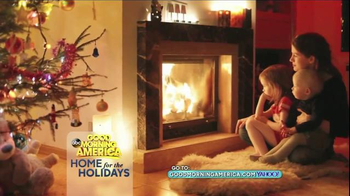 GoodMorningAmerica.com TV Spot, 'Home for the Holidays' - Thumbnail 5