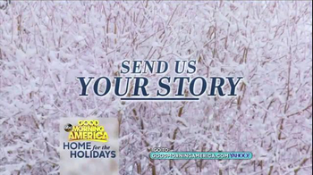 GoodMorningAmerica.com TV Spot, 'Home for the Holidays' - Thumbnail 7