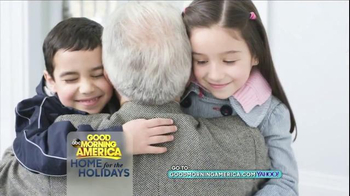 GoodMorningAmerica.com TV Spot, 'Home for the Holidays' - Thumbnail 8
