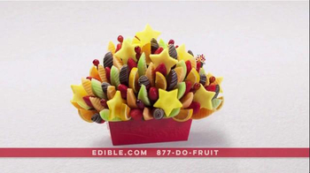 Edible Arrangements TV Spot, 'Sweet Holiday Gifts' - Thumbnail 1