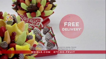 Edible Arrangements TV Spot, 'Sweet Holiday Gifts' - Thumbnail 10