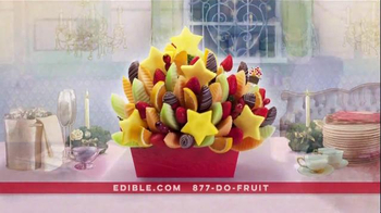 Edible Arrangements TV Spot, 'Sweet Holiday Gifts' - Thumbnail 4