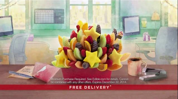 Edible Arrangements TV Spot, 'Sweet Holiday Gifts' - Thumbnail 5